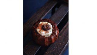 Mini Hot Chocolate Red Wine Cake