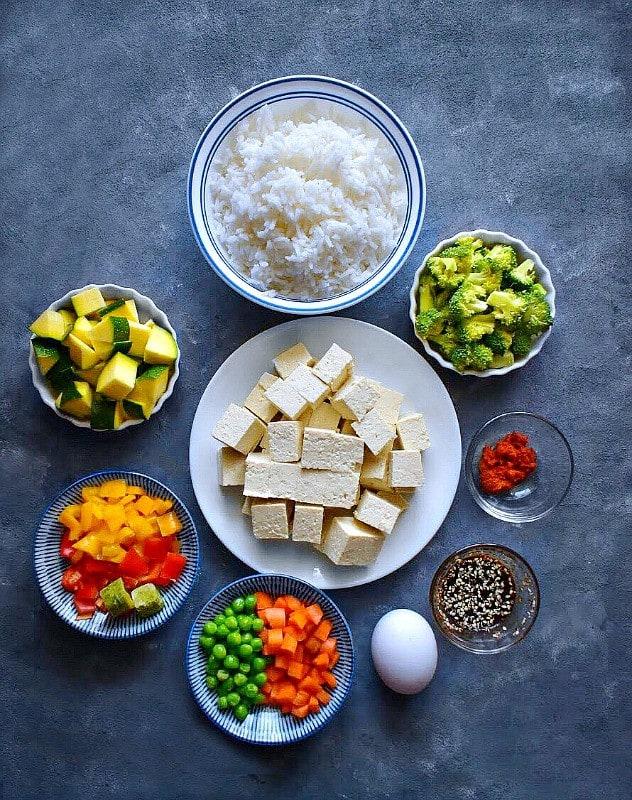 thai-tofu-fried-rice-ingredients