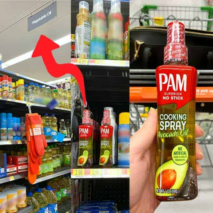 PAM-cooking-spray-avocado-oil-in-Walmart