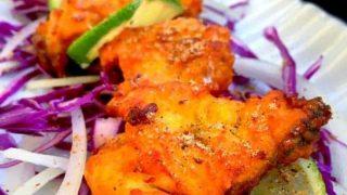 Amritsari Fish Pakora (Indian style #Glutenfree fish fritters)