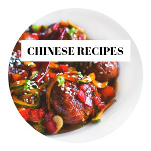 chinese recipes index