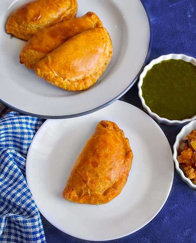 indian curry puffs recipe
