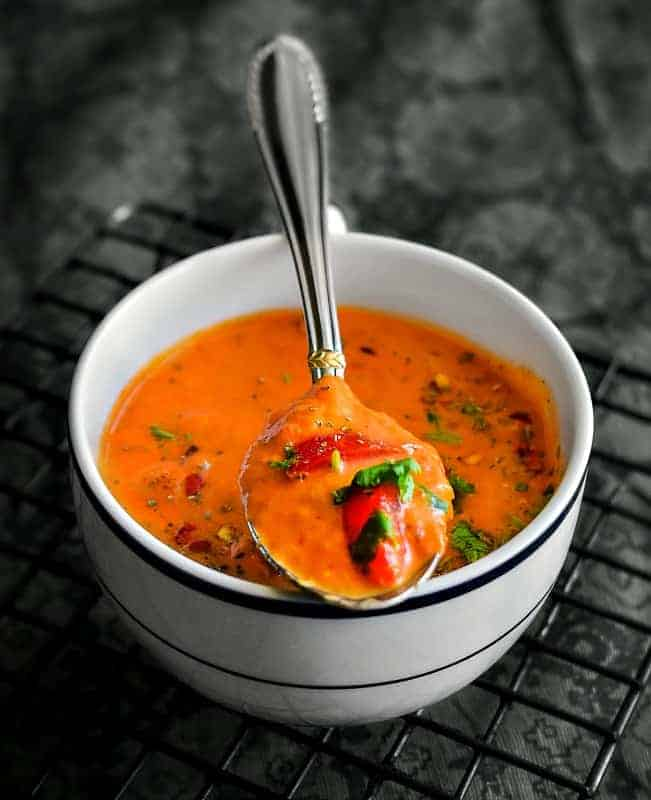 best crab bisque recipe using instant pot