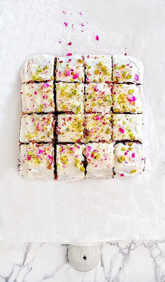 persian love brownies recipe