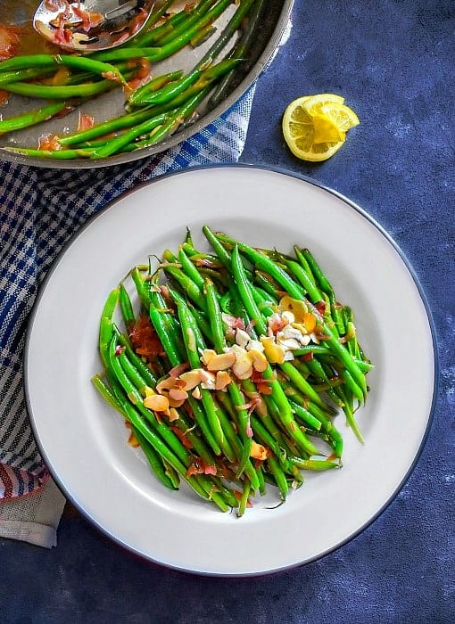 best green bean almond recipe