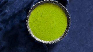 Indian Cilantro Green Chutney Recipe I #vegan & #keto