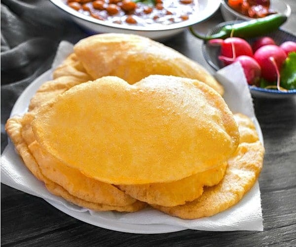 Instant Bread Bhatura | How to make Instant Bhatura