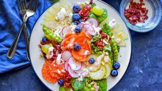 Summer Harvest Salad - Quick & Glutenfree Recipe