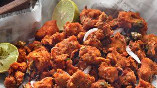 Crispiest Chicken Pakora Recipe in 15 Minutes