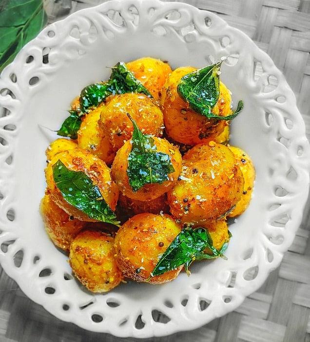 South Indian Potato Recipe