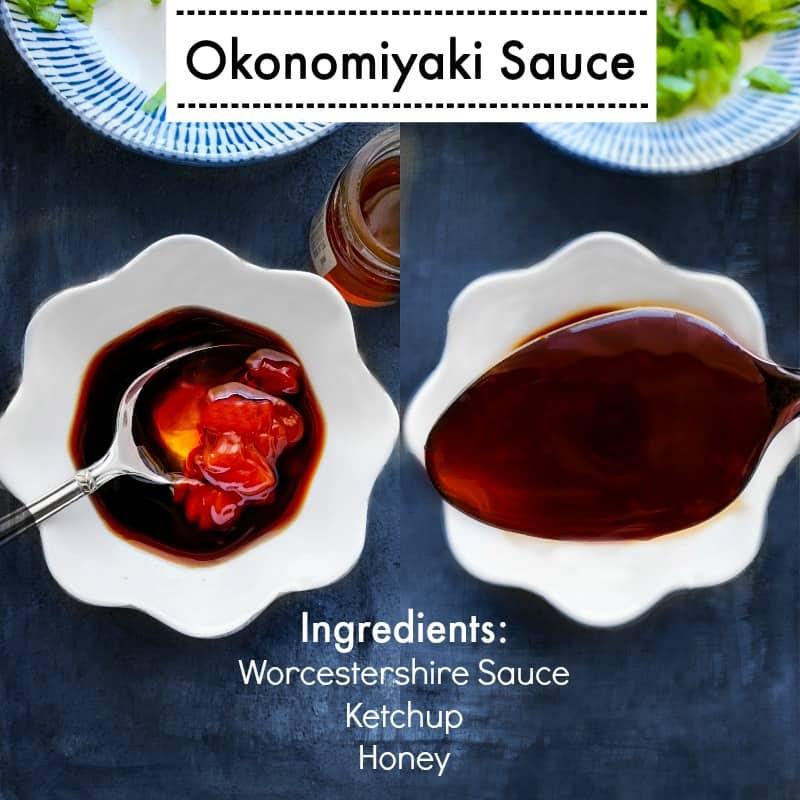 Okonomiyaki Sauce Recipe