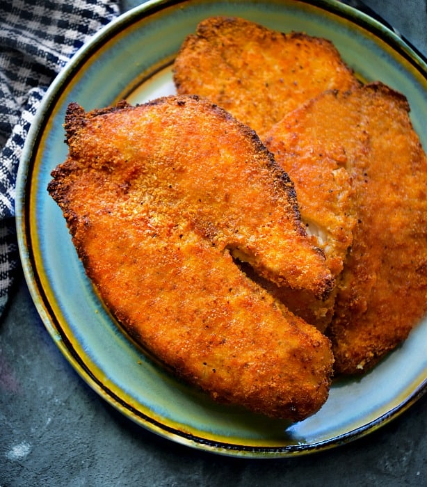 Air Fryer Fish Recipe (Crispy Air Fried Tilapia)