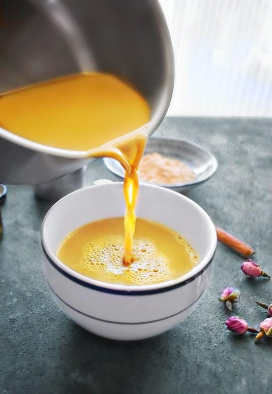 Ashwagandha Turmeric Moon Milk Recipe