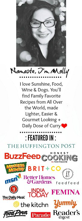 Easy Cooking with Molly - About Me Details