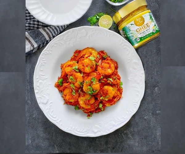 Shrimp Ghee Roast -2