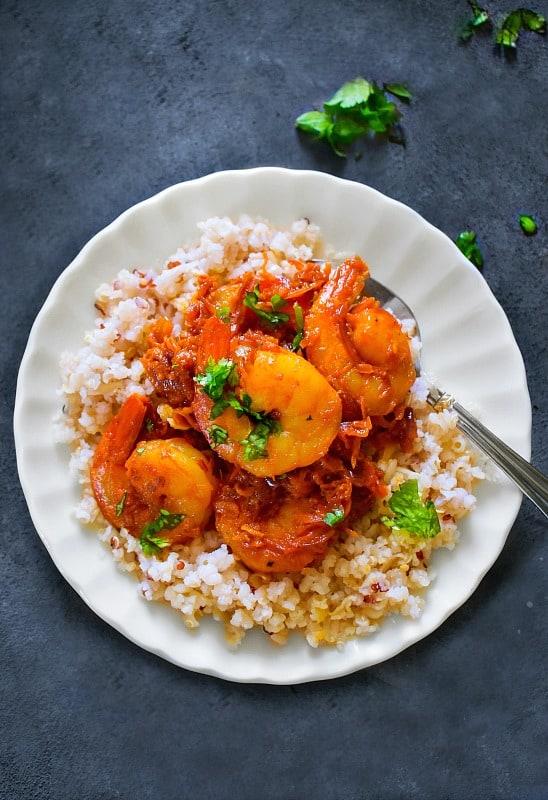 Keto Shrimp Ghee Recipe