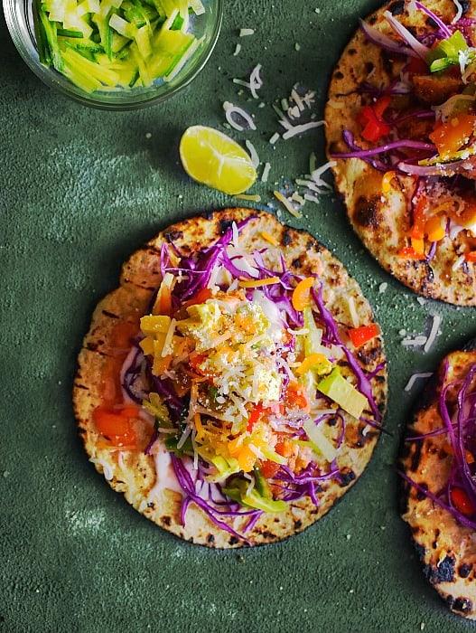 Crispy Chicken Tacos Recipe
