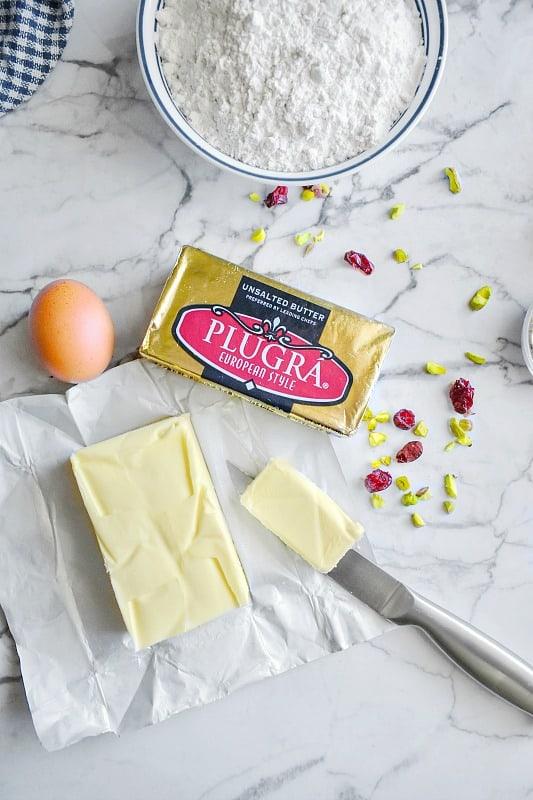 Plugra butter