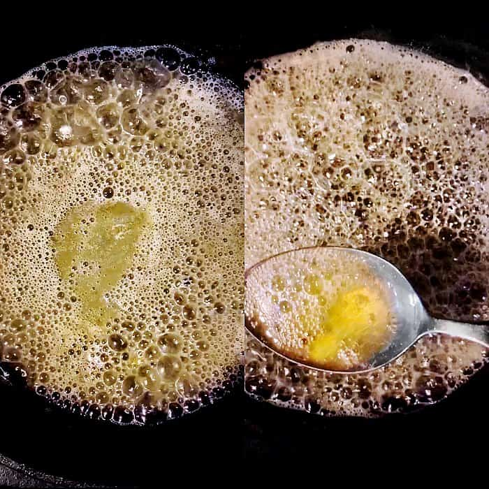 how to make Step by Step best Brown Butter process
