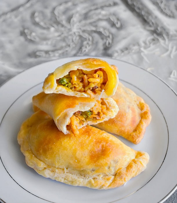 leftover turkey hand pies recipe