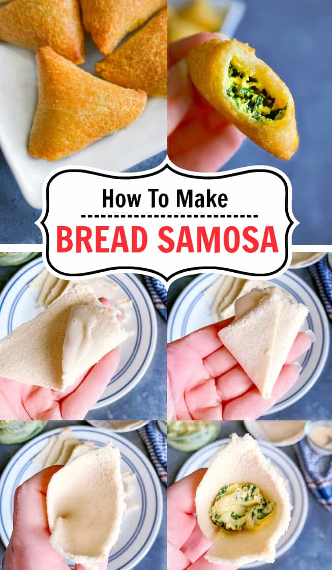 Bread Samosa Recipe #breadsamosa #holisnacks