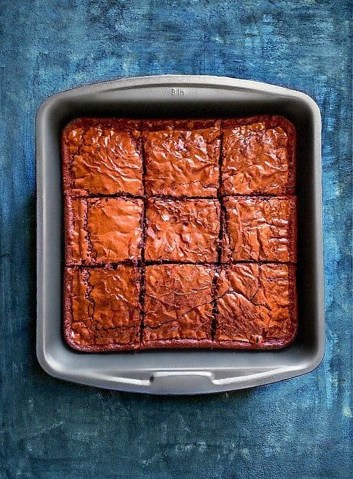 Chocolate BOURBON BOOZY BROWNIES