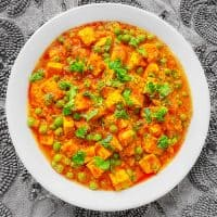 Shahi Matar Paneer Recipe #paneer #curry