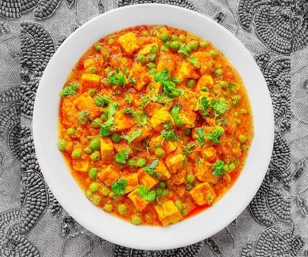 Shahi Matar Paneer Recipe #paneer #curry