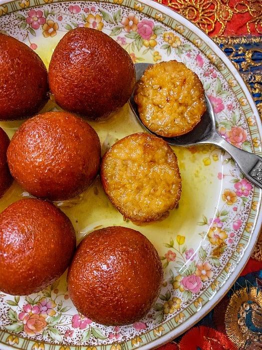 best bread gulab jamun recipe