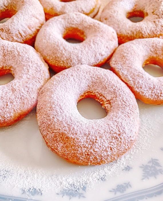Best No Yeast Donut #noyeast #donut #donutrecipe #eggless