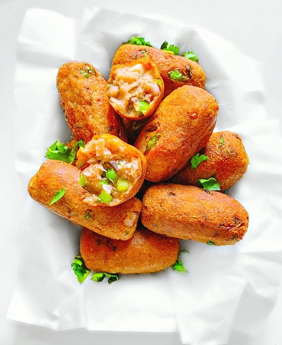 Indian Potato Croquettes Recipe