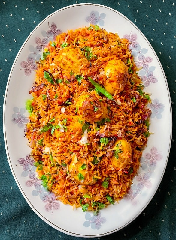 Mughlai Egg Biryani #eggbiryani #biryanrecipe #andabiryani #mughlai
