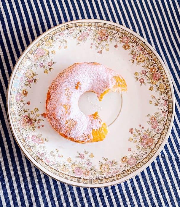 No Yeast Donut - Eggless Donuts Recipe #egglessdonut