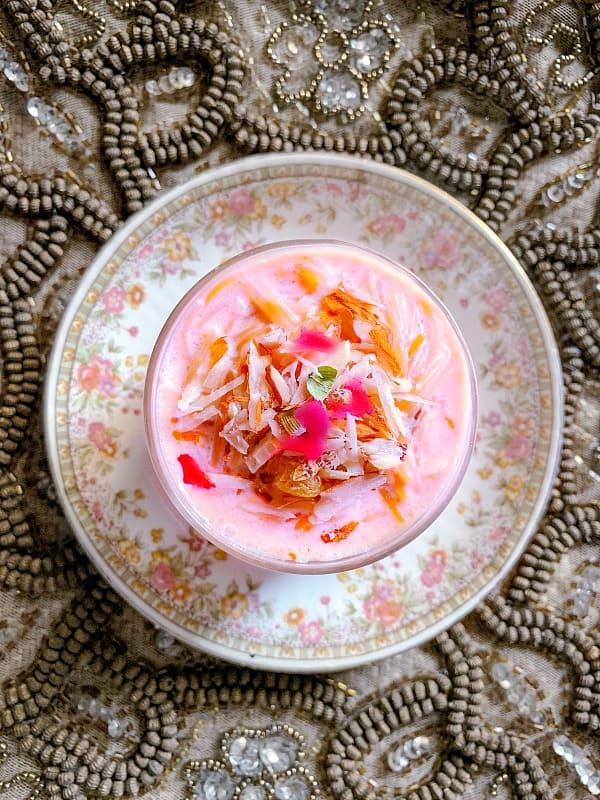 Seviyan Kheer - Vermicelli Pudding