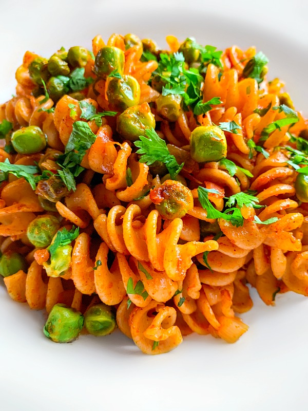 Easy Masala Pasta Recipe