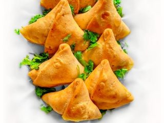 Samosa Recipe - Punjabi Samosa Recipe