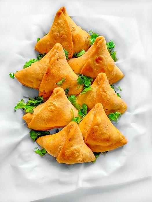 Samosa Recipe - Punjabi