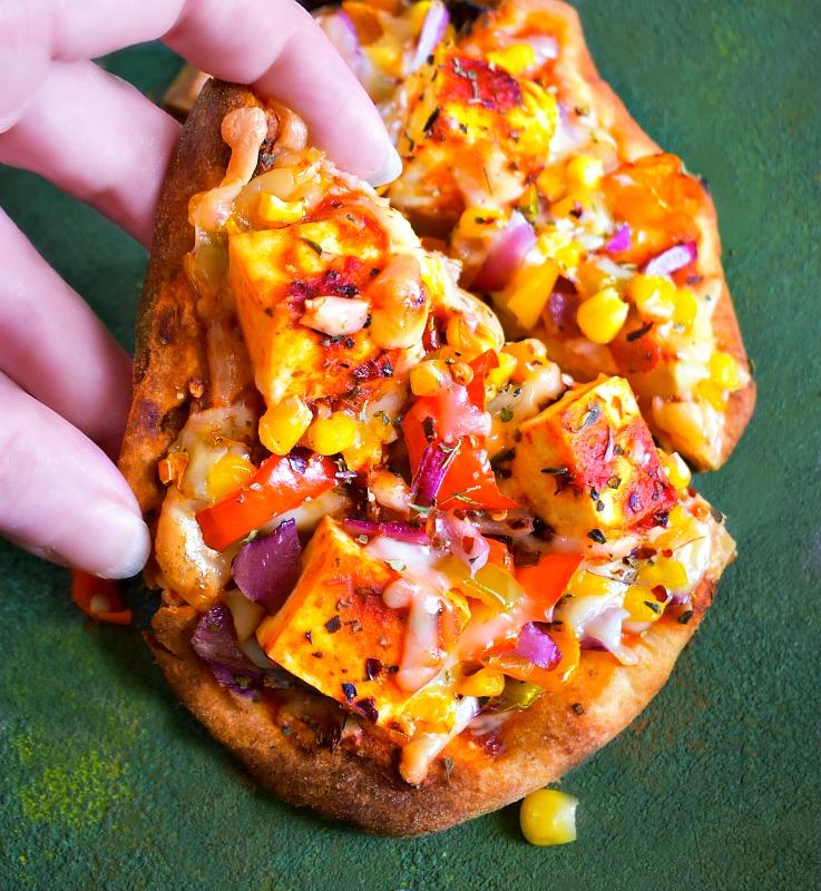 Tofu Pizza Recipe - 1