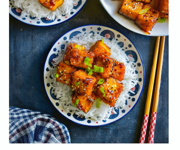 Firecracker Tofu Recipe