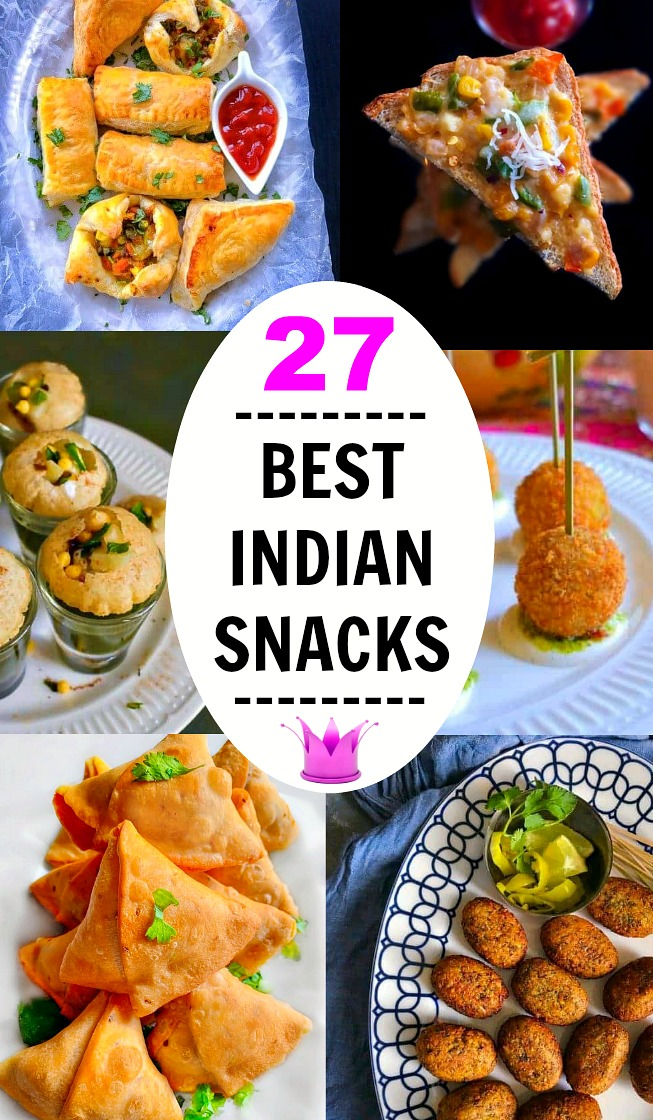 Best Indian Snacks Recipes