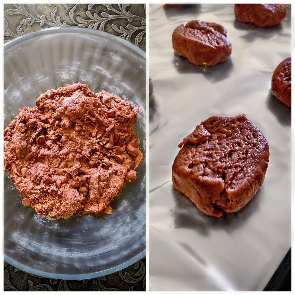 Protein Cookies Ingredients