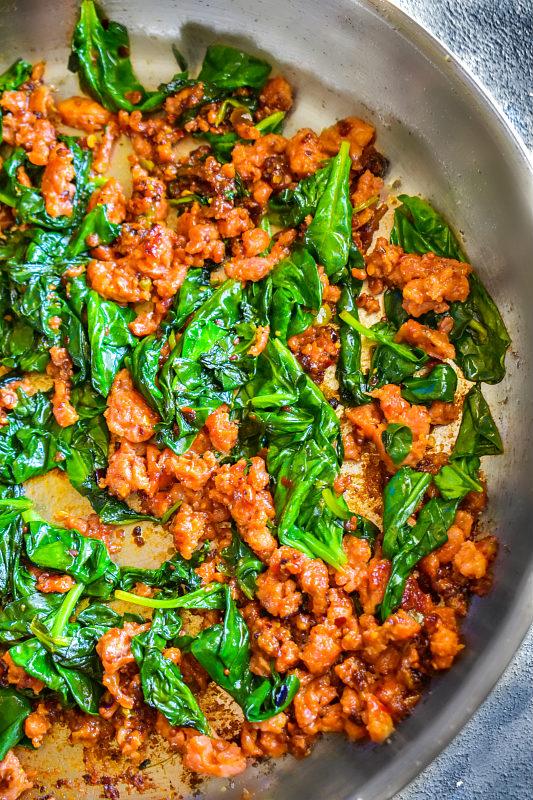 easy sausage pasta recipe