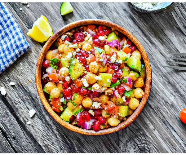 indian chickpea salad recipe