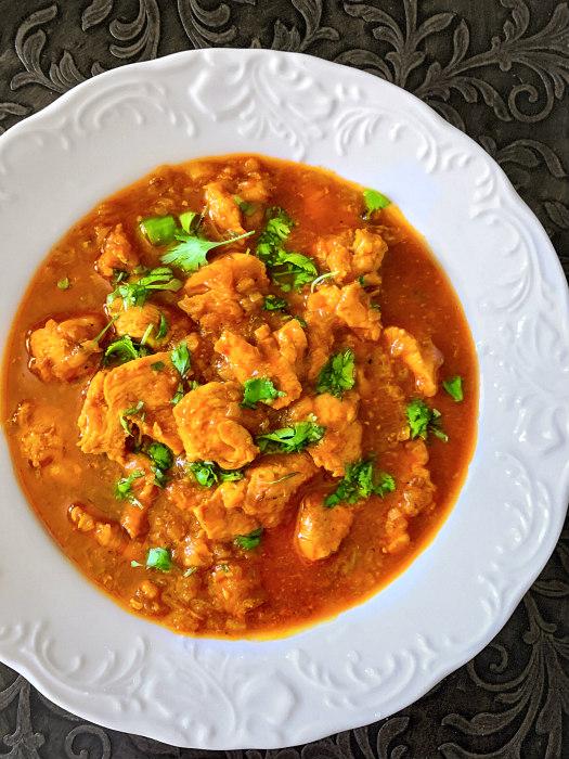 quick indian chicken recipe