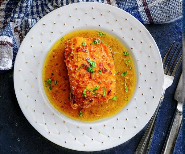 Salmon Lemon Garlic Butter Recipe
