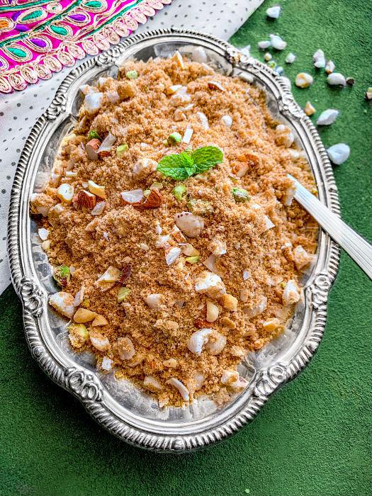 Best Panjiri Recipe