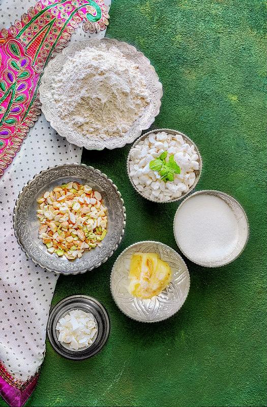 panjeeri panjiri ingredients