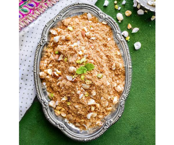 panjiri recipe panjeeri-1