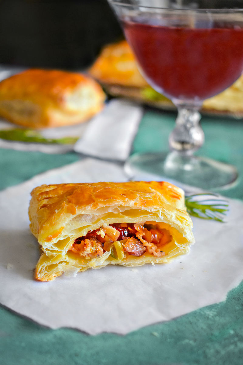 keema puff pastry recipe