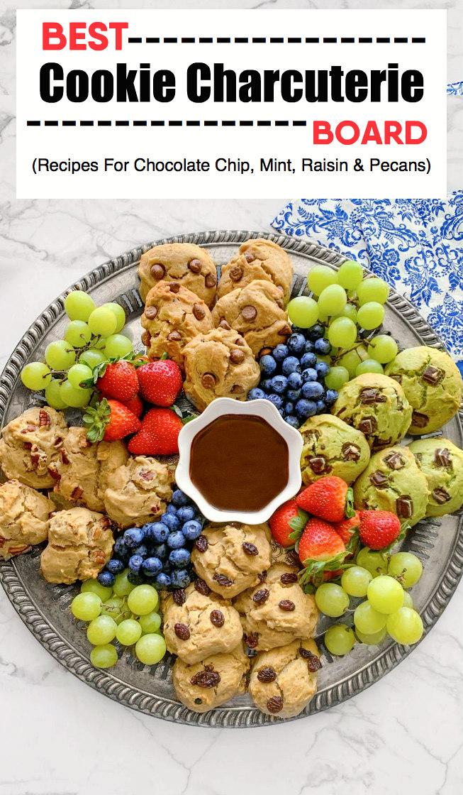 best cookie charcuterie board